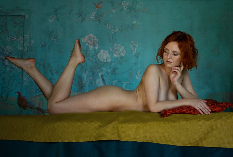 fine art nudes Blue canaryphoto preview