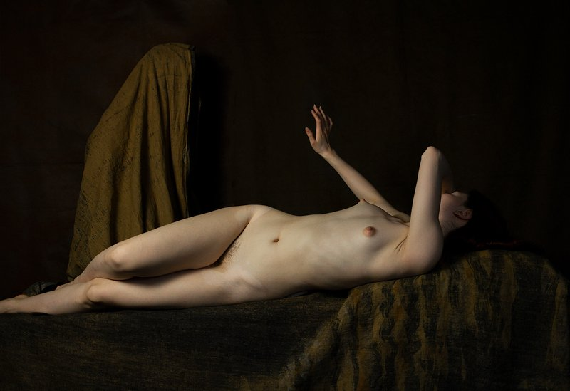 fine art nudes Призрак.photo preview
