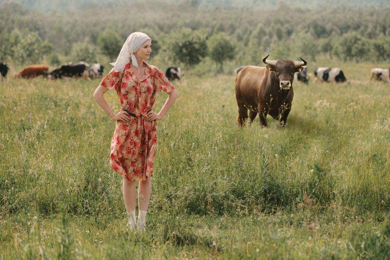 Доярка без пастухаphoto preview