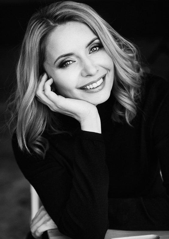 Наталья в черно-белом.photo preview