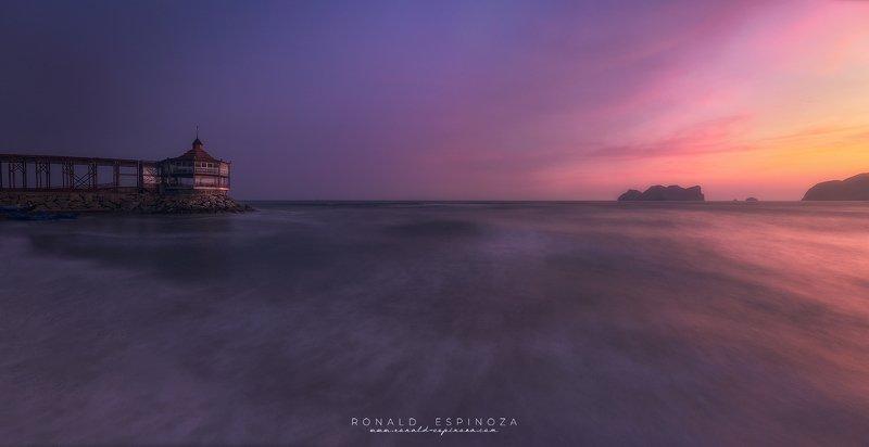 landscape, nature, travel, sunset, peru, seascape, conservation Una tarde de fotosphoto preview