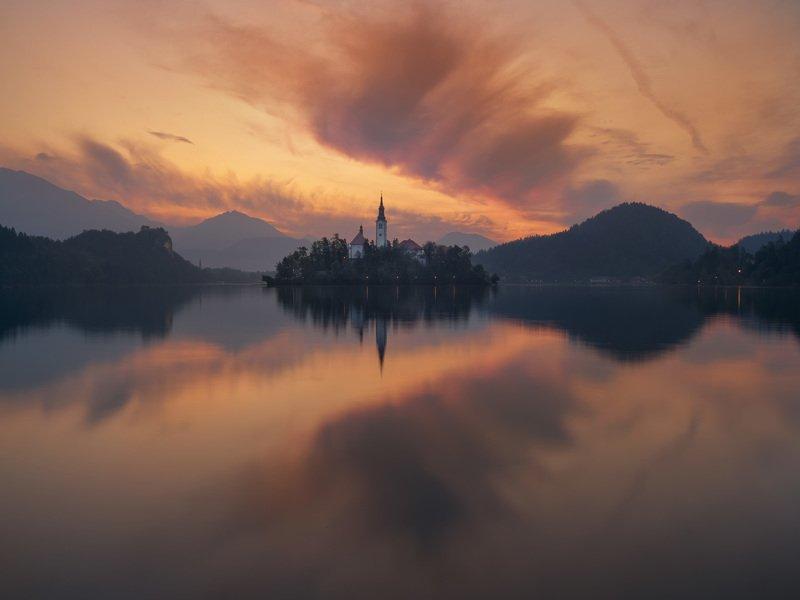 Блед. Словения.photo preview