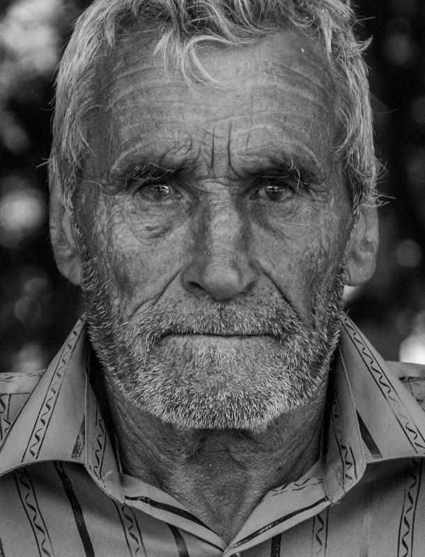портрет, мужчина Прохожийphoto preview