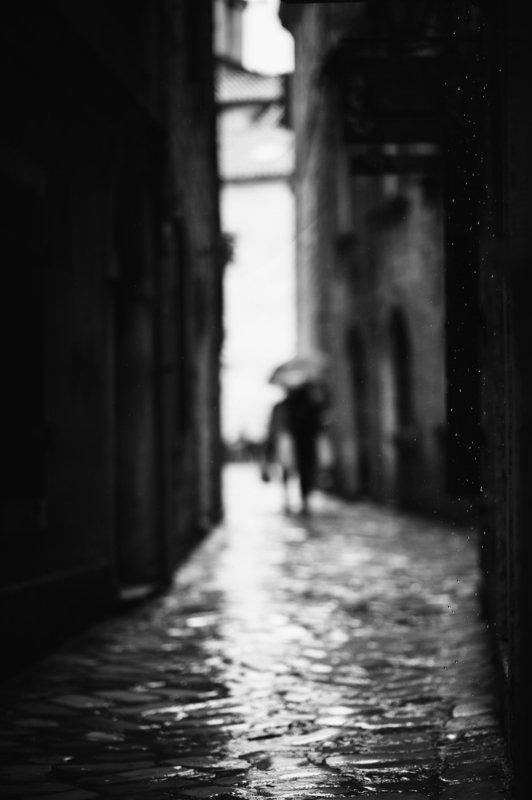 котор дождь романтика блики черногория Дождливая романтикаphoto preview