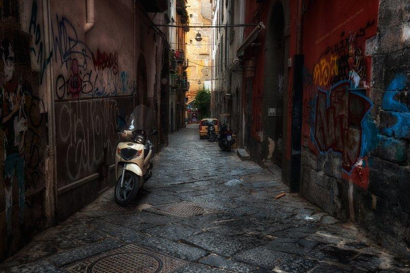 Улицами Неаполяphoto preview