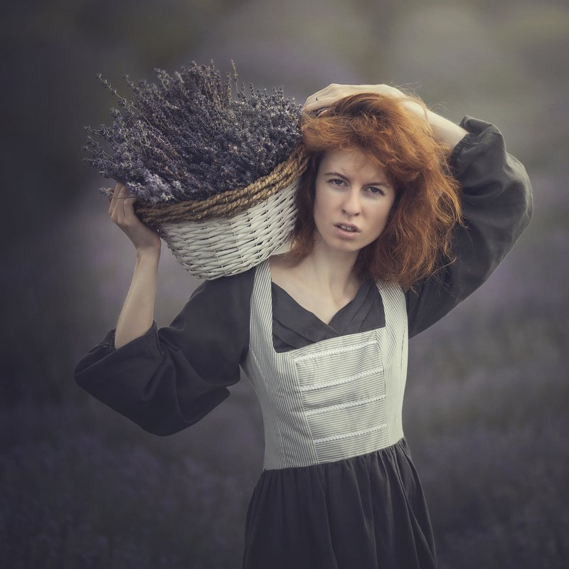 #vintage #lavender #storytelling #dreamcatcher #portrait I\'ll be herephoto preview