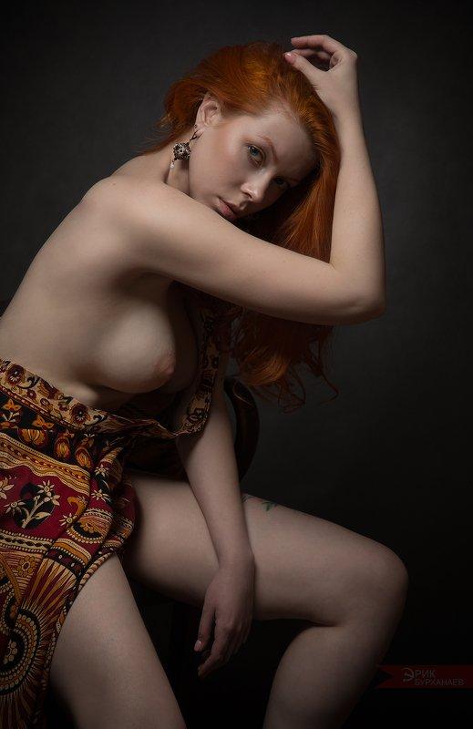 nu, nude, ню В ночь на Ивана Купалу 2photo preview