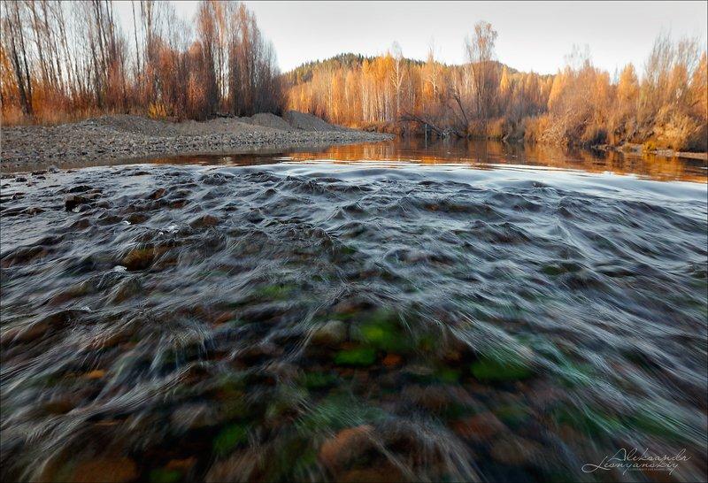 Забайкальский край, Чита Река Читинкаphoto preview
