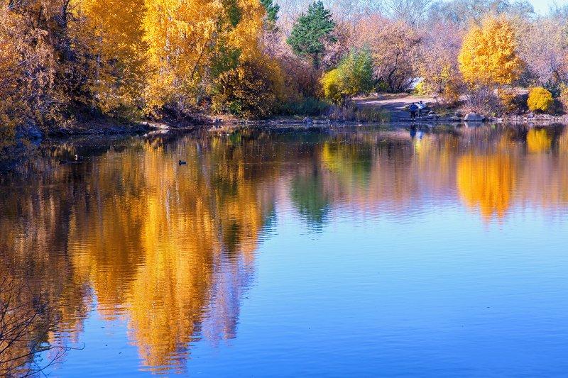 осень, урал. октябрь Осенние зарисовкиphoto preview