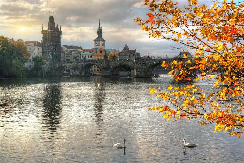 Прага. Октябрь...photo preview