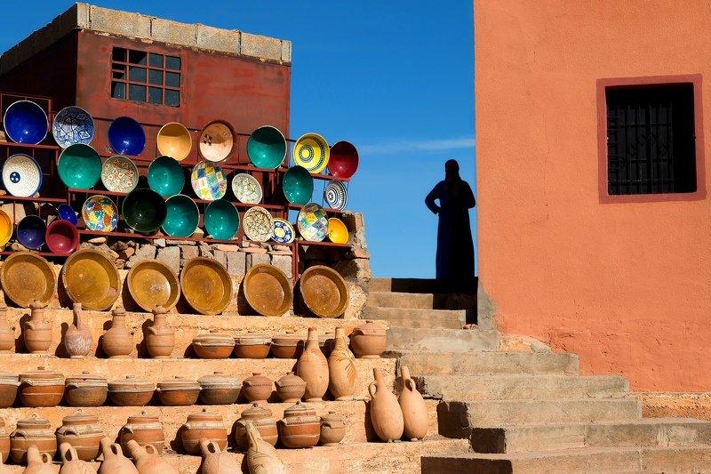 Марокканская амфораphoto preview