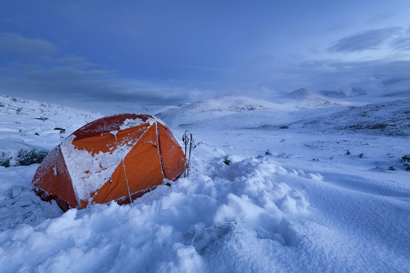 Skierfe Sarek National Parkphoto preview