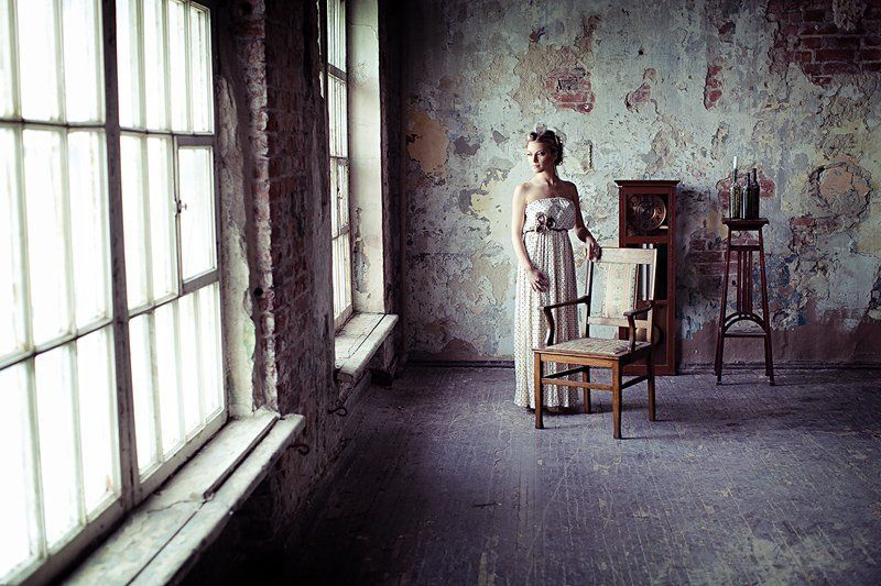 портрет, студия, lensbaby alone with timephoto preview