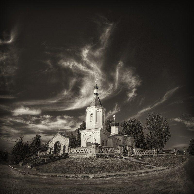 церковь, преображенская, язно Спасо-Преображенская церковь в Язноphoto preview