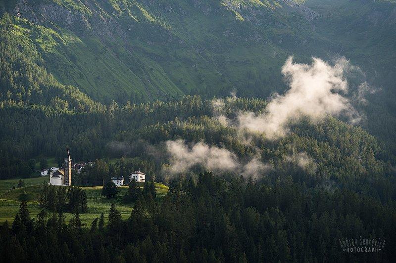 доломиты, dolomiti, dolomites ~ Cloud life ~photo preview