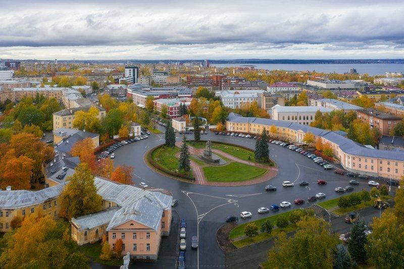 Осенний Петрозаводскphoto preview