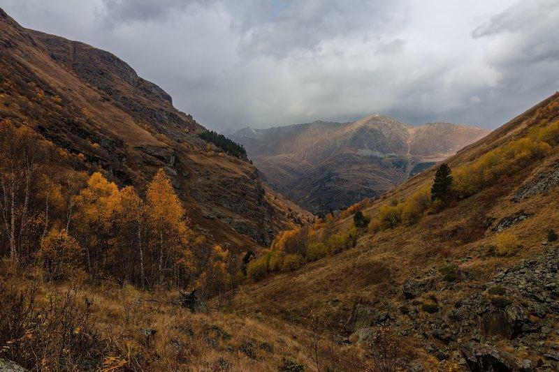 горы,осень,кавказ что такое осень...photo preview