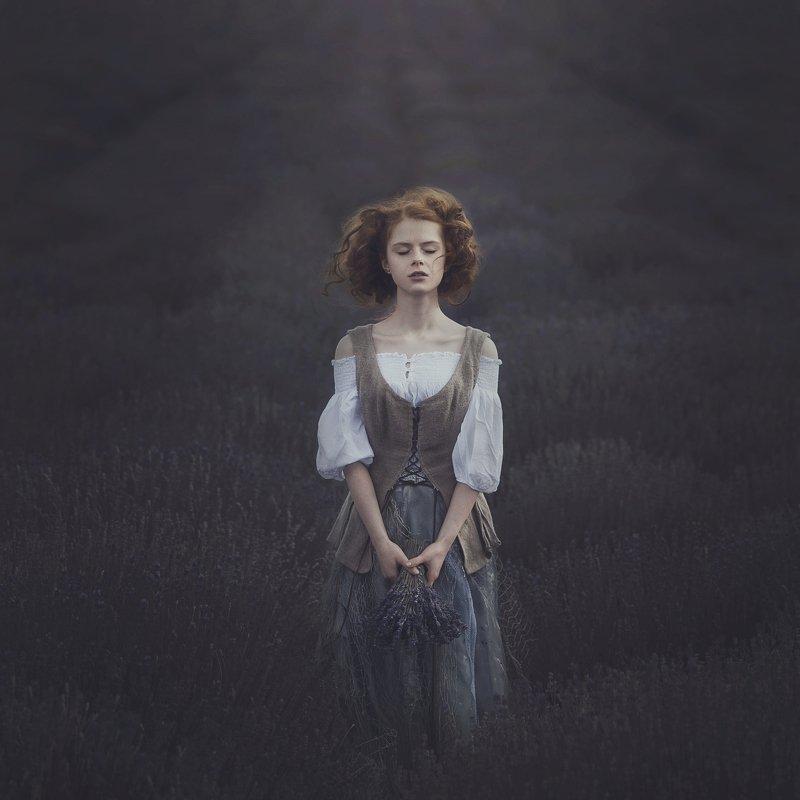 #lavender #storytelling #dreamcatcher #vintage #portrait  i\'m still waiting photo preview