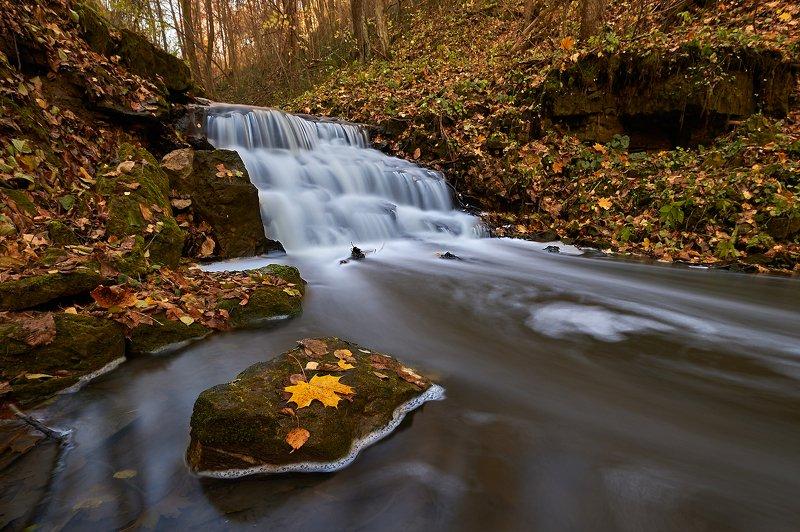 Водопад на Гремухеphoto preview