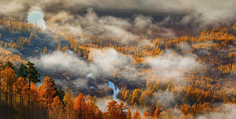 Осень над облакамиphoto preview