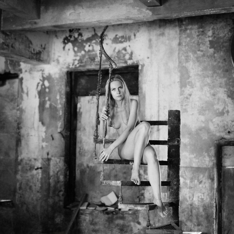 #nude, #ню Монохромphoto preview