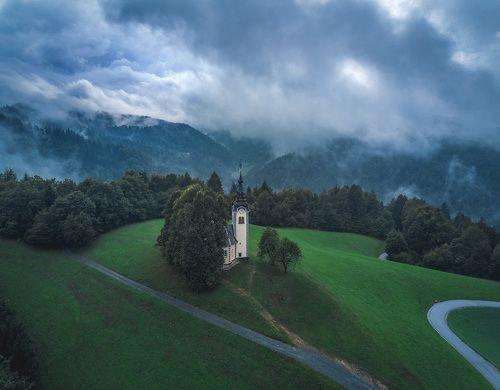 Церковь Св.Андрея, Словения
