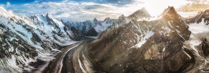 Каракорум, Ракистан, Mavic Pro  Gpogndagoro glacier photo preview