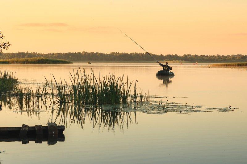 Торопец Утро на озереphoto preview
