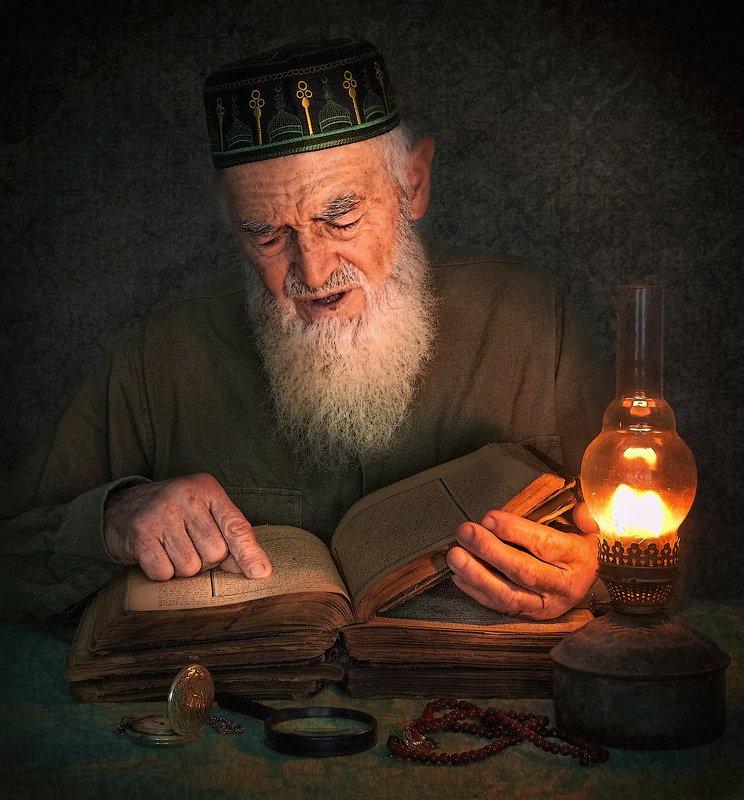 Чтение древнего Писанияphoto preview