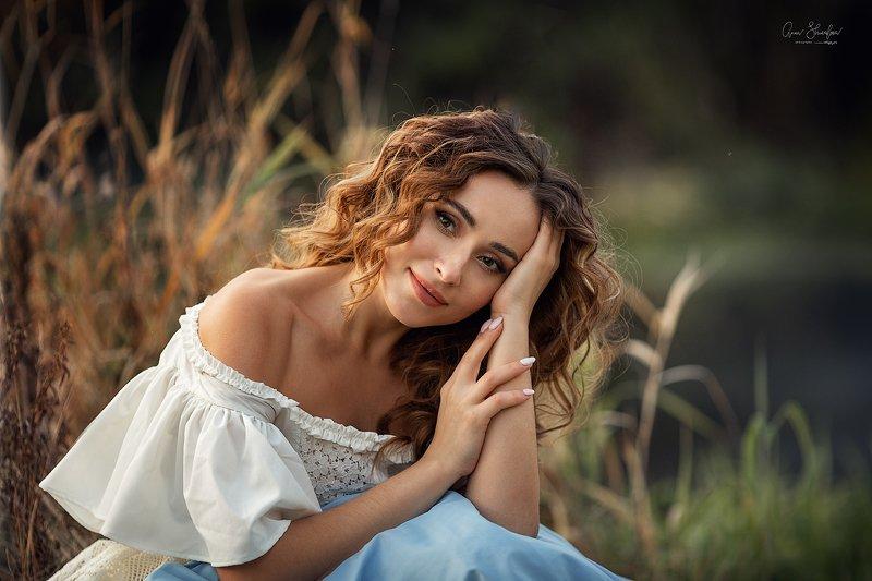 портрет красота девушка арт photo preview