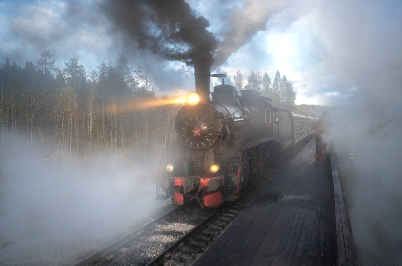 Рускеальский экспрессphoto preview