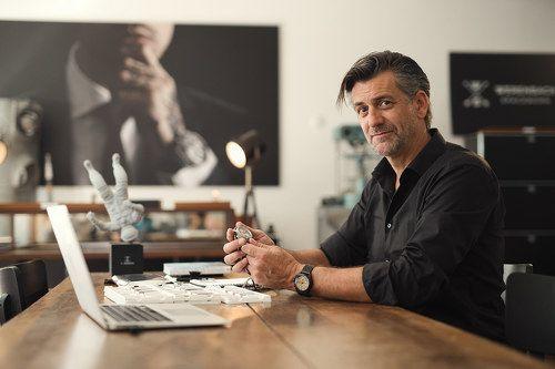 Patrick Hohmann - watchmaker