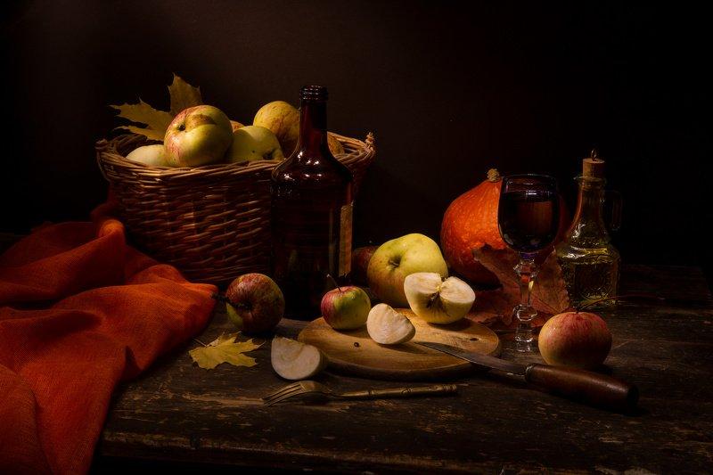 Дачные яблочкиphoto preview