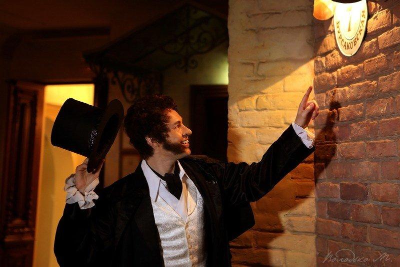 Пушкин в Торжке (часть 2)photo preview