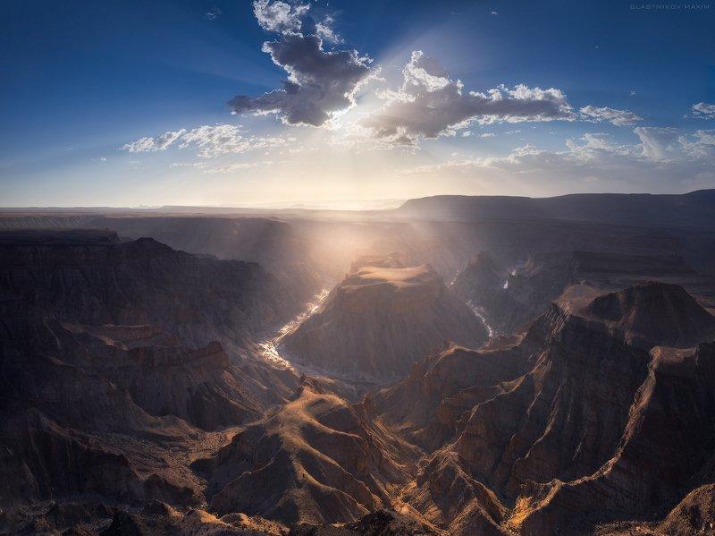 намибия, песок, звезды, ночь, арки, камень, горы, пики, африка, юг, пустыня, путешествия, свет, океан, вода, ветер, каньон Фиш-Риверphoto preview