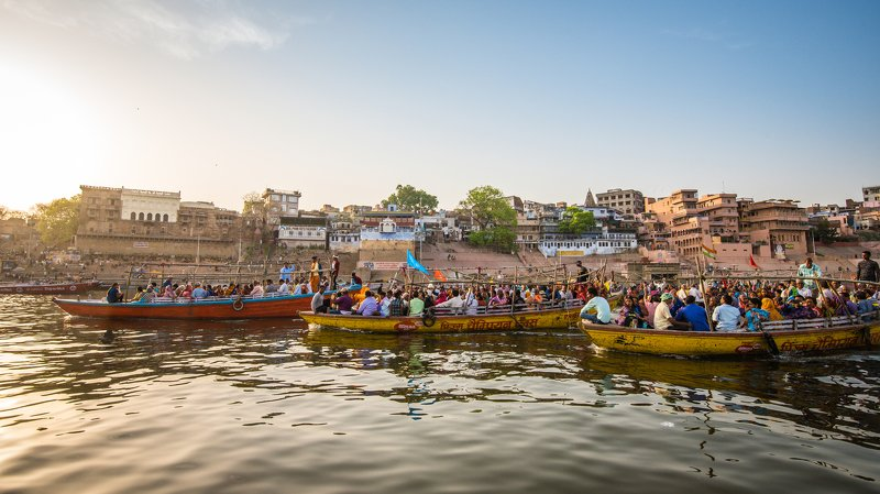 Varanasi The Holy City of Varanasiphoto preview