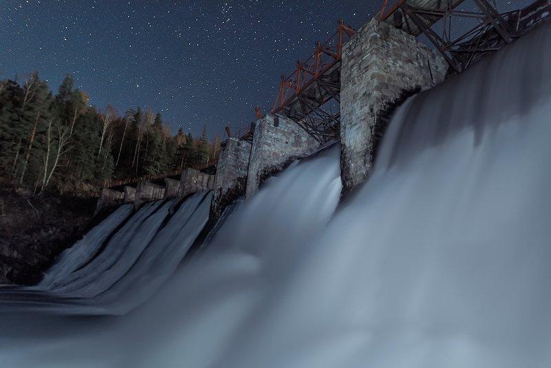 Старейшая гидроэлектростанция в России \