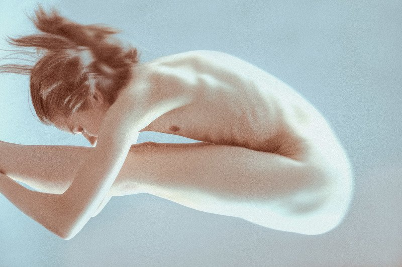 female, portrait, fine, art, nudes, naked, sport, dancer, desire, competition, woman, people, one, person, fun, joy JUMPphoto preview