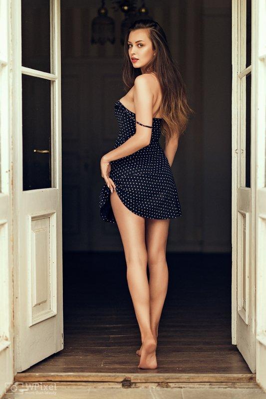 women brunette legs women by wpixel (More Than Beauty)photo preview