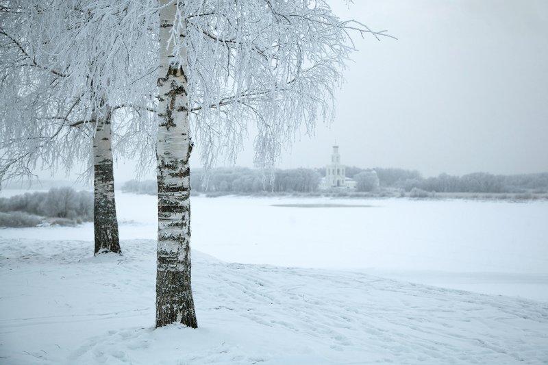 новгород, великий новгород Новгородская зимаphoto preview