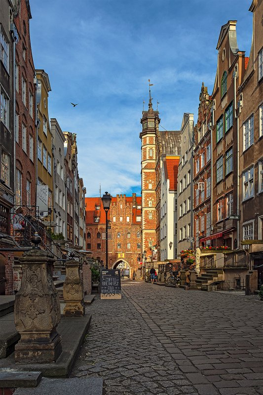 gdansk, poland, гданьск, польша [gdańsk old town]photo preview