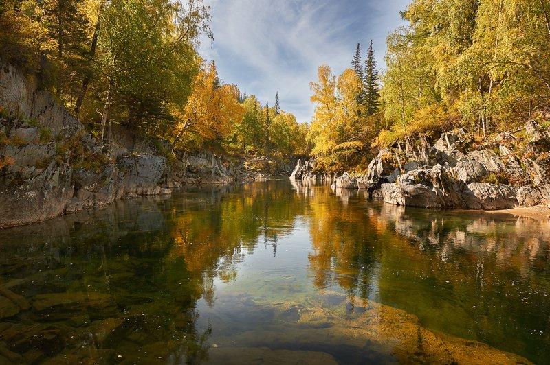 Река Кумир Девичьи плесаphoto preview