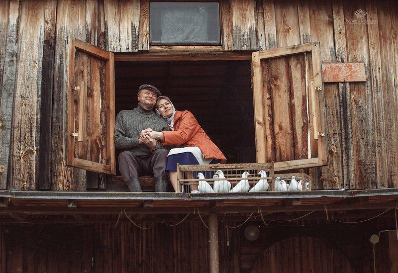 Любовь и голубиphoto preview
