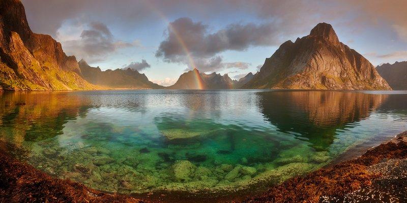 reine, lofoten, landscapes Magic lofotenphoto preview