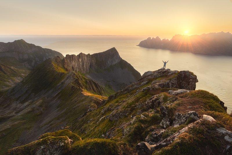 Сенья, Норвгия, Скандинавия, фототур \