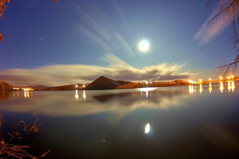 Лунная ночь photo preview