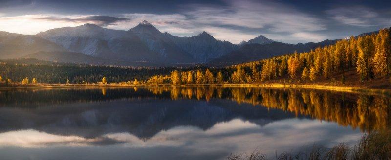 алтай, горы, киделю Золото Киделю фото превью