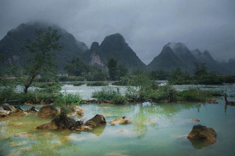 Quây Sơn riverphoto preview