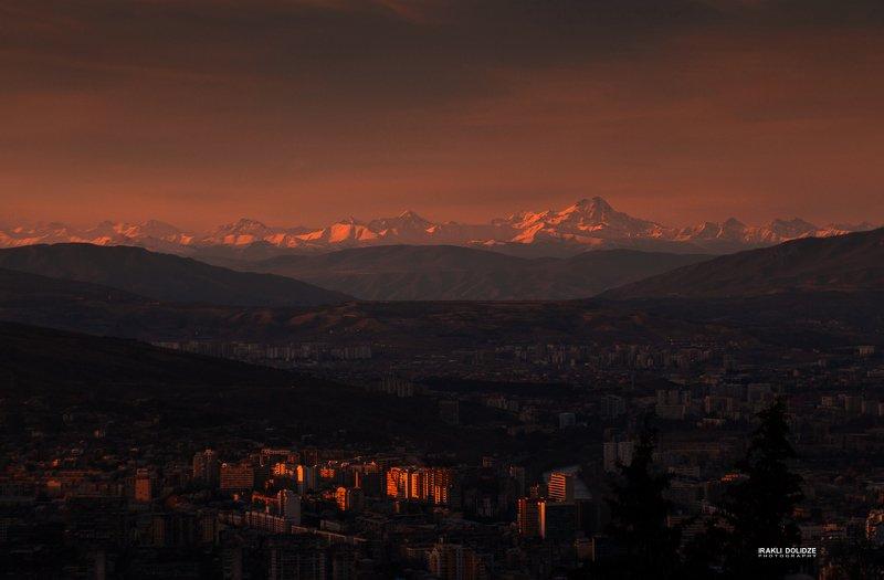 mkinvartsveri, mountain, пейзажи, пейзаж, кавказ, природа, путешествия, tbilisi Mount \