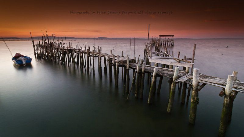 carrasqueira, setubal Pier (пристань)photo preview